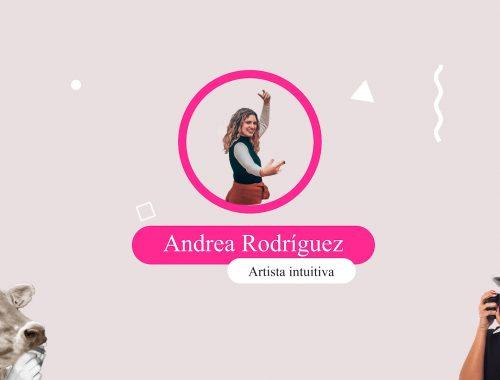 Andrea Rodríguez entrevista arte
