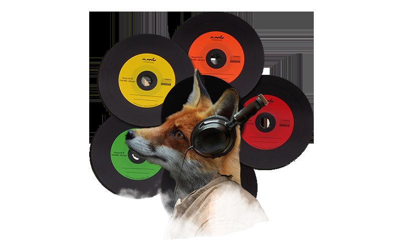 Zorro categoría música