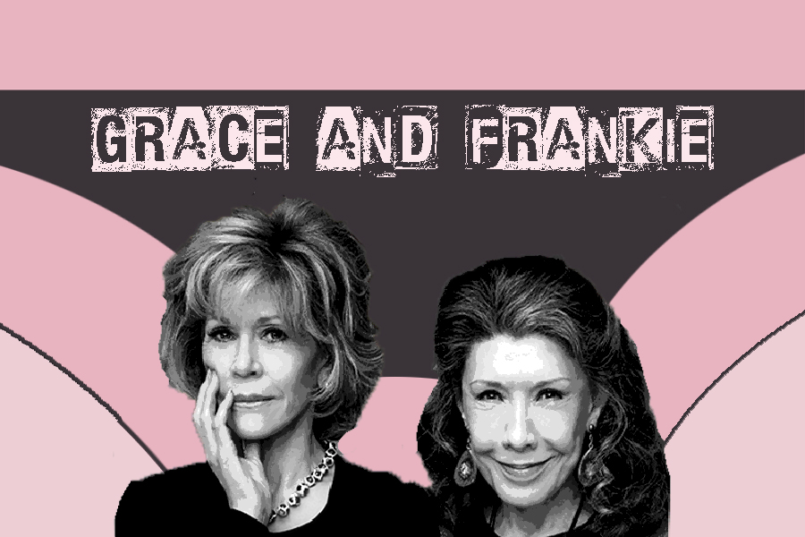 Grace and Frankie serie